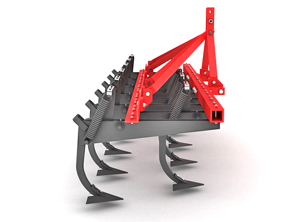 HEAVY CLOSURE FRAME VERTICAL CULTIVATOR