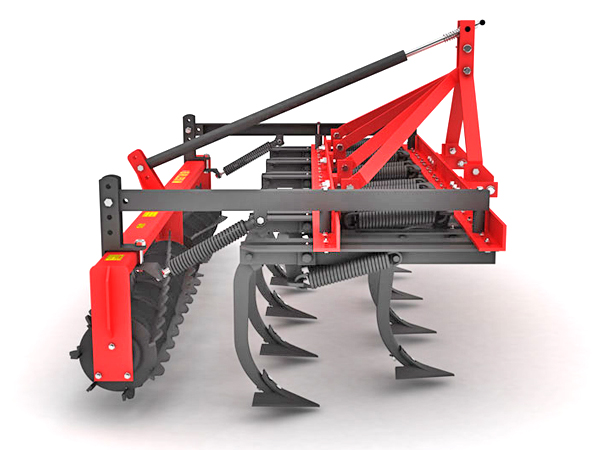 HORIZONTAL CULTIVATOR SINGLE ROLLER COMBINATION