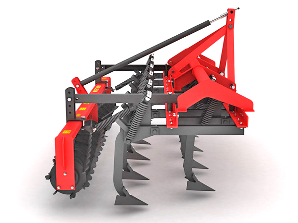 TUBULAR TYPE LIGHT VERTICAL CULTIVATOR SINGLE ROLLER COMBINATION