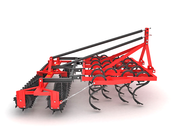 S TYPE LIGHT CULTIVATOR
