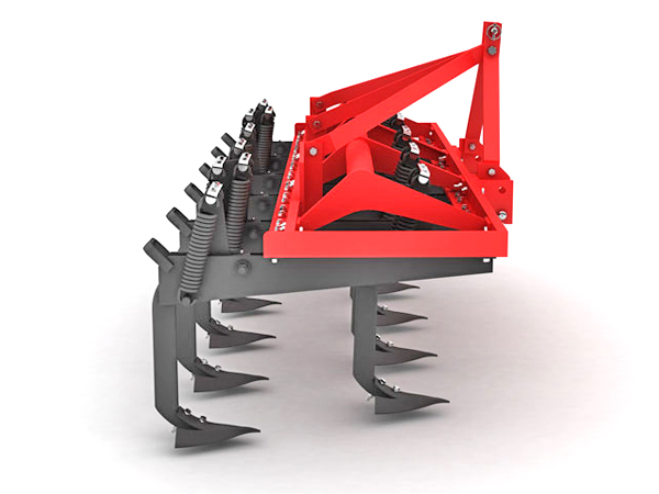 TUBULAR TYPE SUPER HEAVY CULTIVATOR