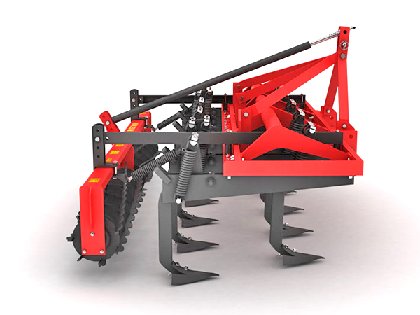 SUPER HEAVY VERTICAL CULTIVATOR SINGLE ROLLER COMBINATION