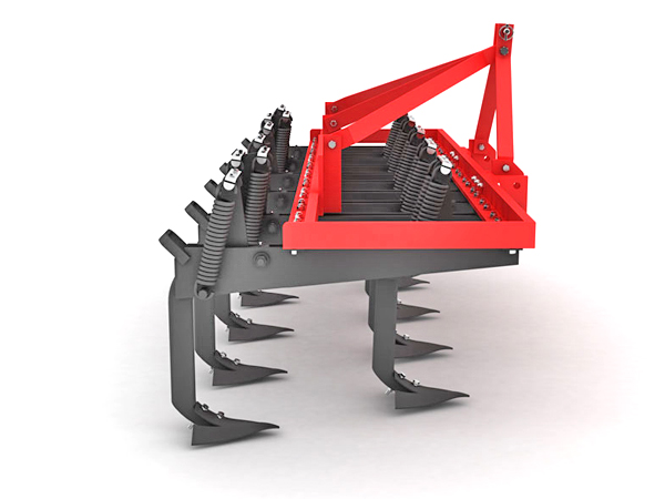 SUPER HEAVY VERTICAL CULTIVATOR